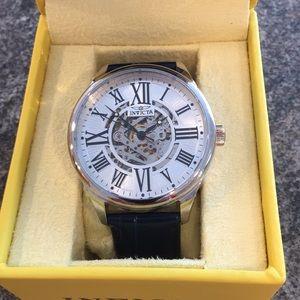 Invicta Men's Automatic SS Watch
